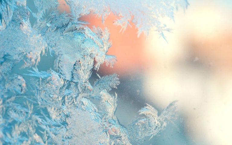 В Кургане сильный мороз остановил учебный процесс