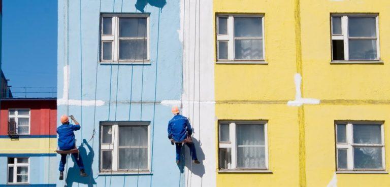 В Кургане поменяются цвета домов, которым предстоит капитальный ремонт