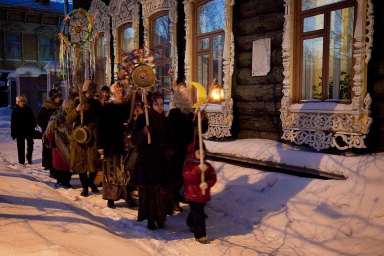 В Кургане впервые отметят праздник Коляды