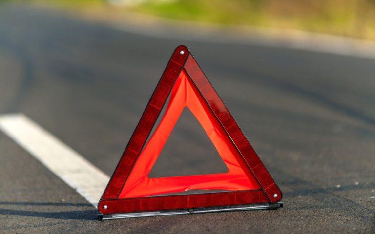 В Кургане водитель иномарки попал в ДТП с участием четырех автомобилей
