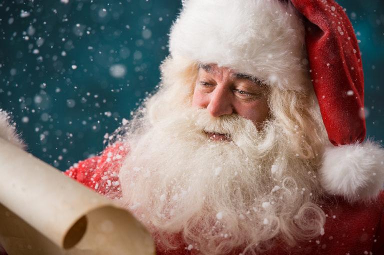 В Кургане у Деда Мороза появилась своя резиденция
