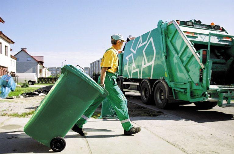Из Кургана за два месяца вывезено 25 тыс тонн отходов