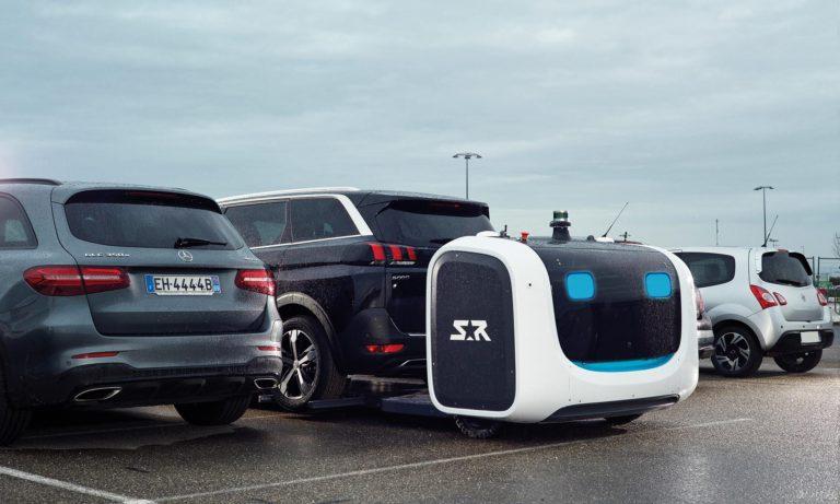 Робот-парковщик этим летом появится в одном из лондонских аэропортов