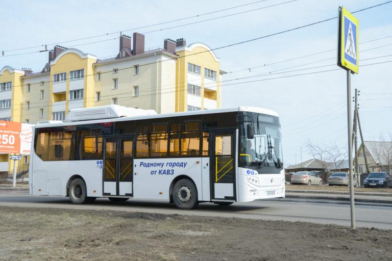 Поверхности в Курганских автобусах исследуют на COVID-19