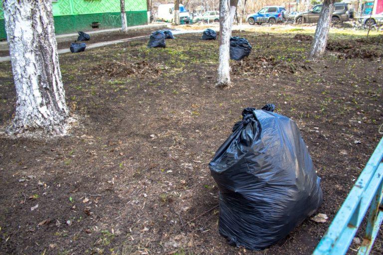 В Кургане организован бесплатный прием мусора на МУП «Шуховский полигон ТБО»