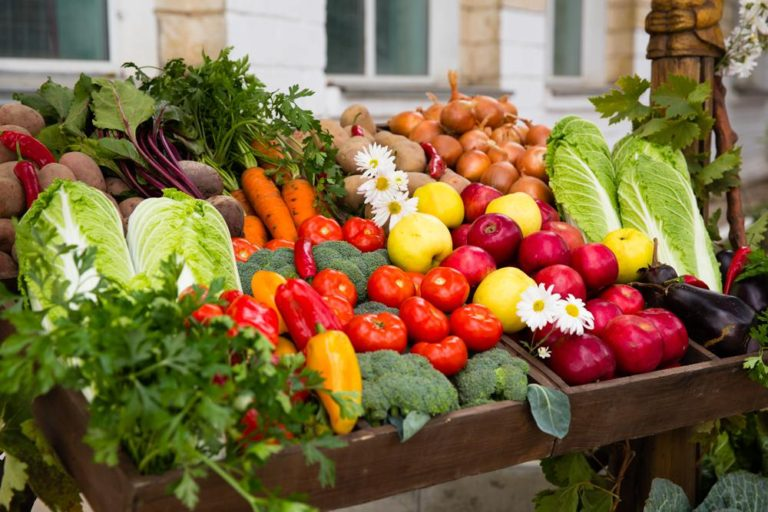 В Кургане организована продажа местной фермерской продукции