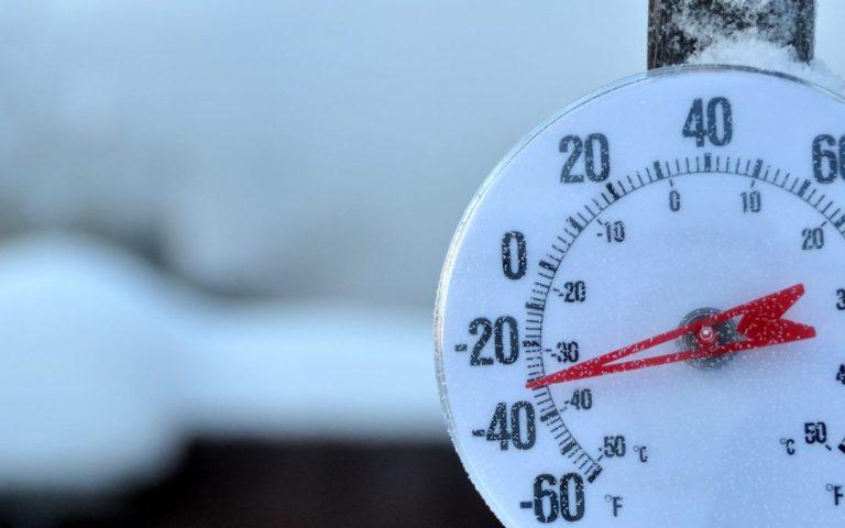 МЧС предупреждает о 40-градусных морозах в Курганской области