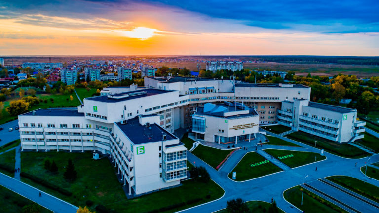 В Кургане Центр Илизарова перепрофилирован под инфекционный госпиталь