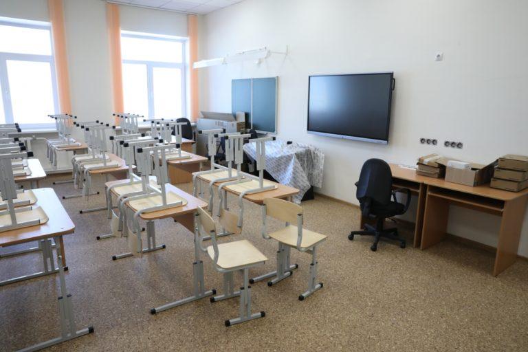 Школьники Курганской области после дистанта возвращаются за парты с 18 января