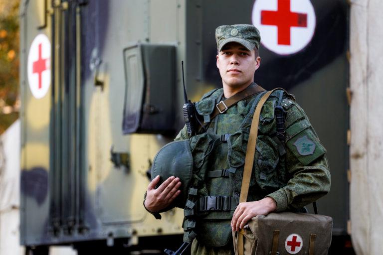 В Курганскую область прибудут военные медики по указу Министра обороны РФ Сергея Шойгу