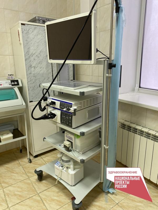 Далматовскую ЦРБ оснастили новым дорогостоящим оборудованием