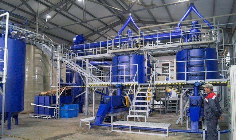 Курганский завод растительных масел наращивает производство