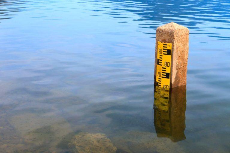 Уровень воды в реке Тобол у Кургана начал снижаться
