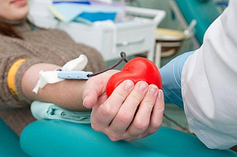 В Кургане и Шадринске состоится акция по сбору донорской крови