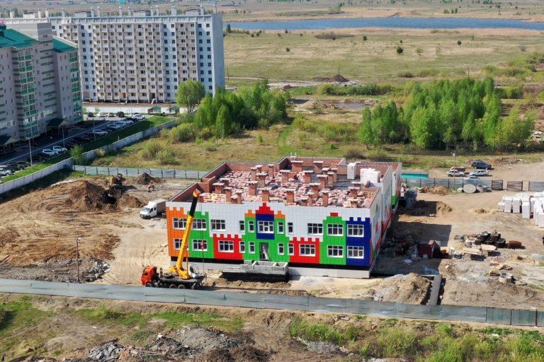 Ситуацию со строительством детсадов в Зауралье взял на контроль Полпред в УрФО