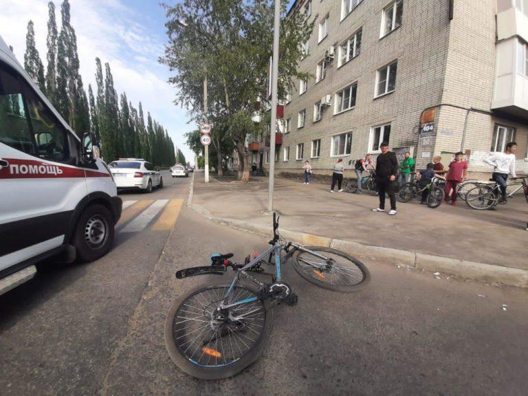В Курганской области скончалась 26-летняя велосипедистка, попавшая с ДТП