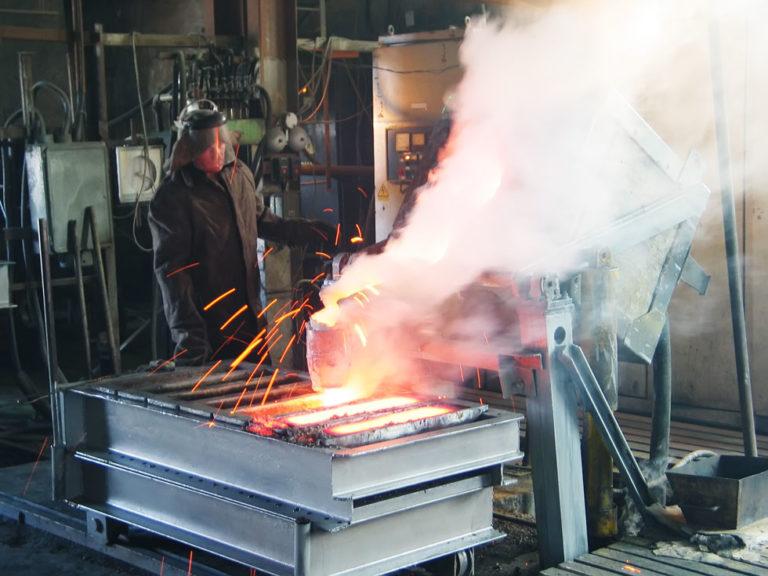 Курганский завод цветного литья возобновит производство
