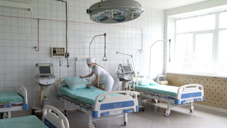 Ковидный госпиталь в Курганском доме ребенка планируют открыть с 15 октября