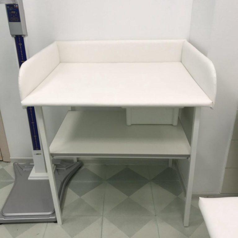 Зауральские больницы оснащают новой мебелью